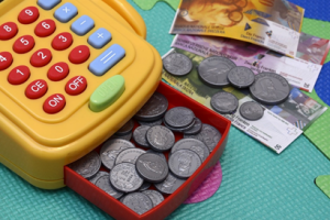 Educación hijos dinero